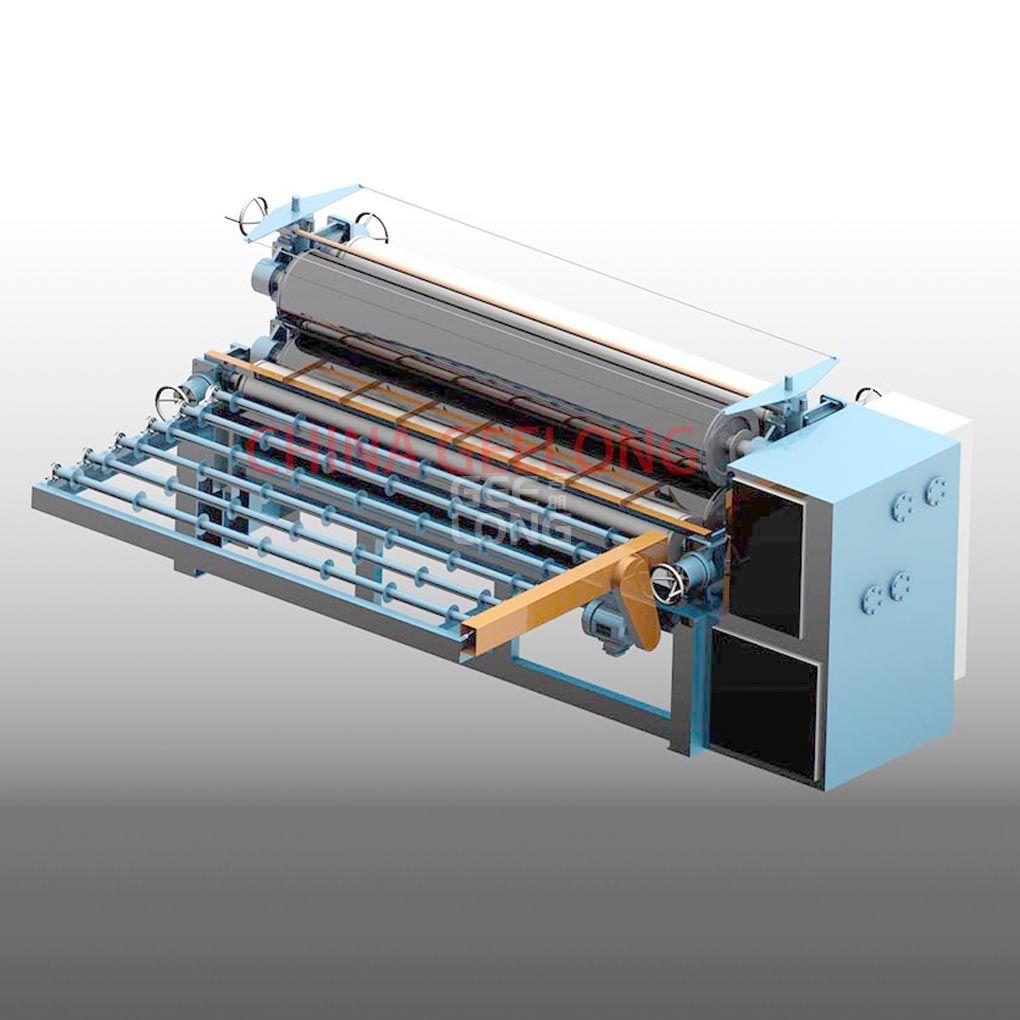 machine pneumatique d'épandeur de colle